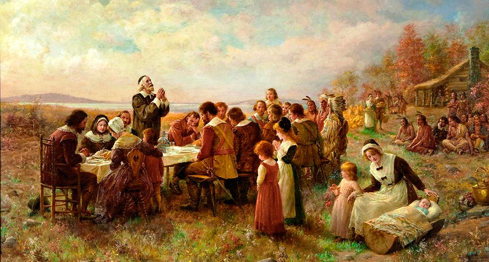 ¡Celebre el Día de Acción de Gracias  con este hermoso  cuento!