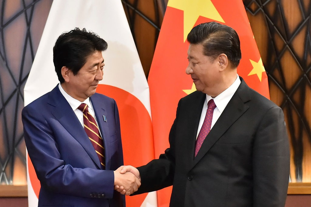 Japan and China, Asian Rivals, Are Trying to Get Along