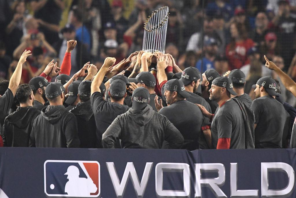 Boston Red Sox Campeones de Serie Mundial