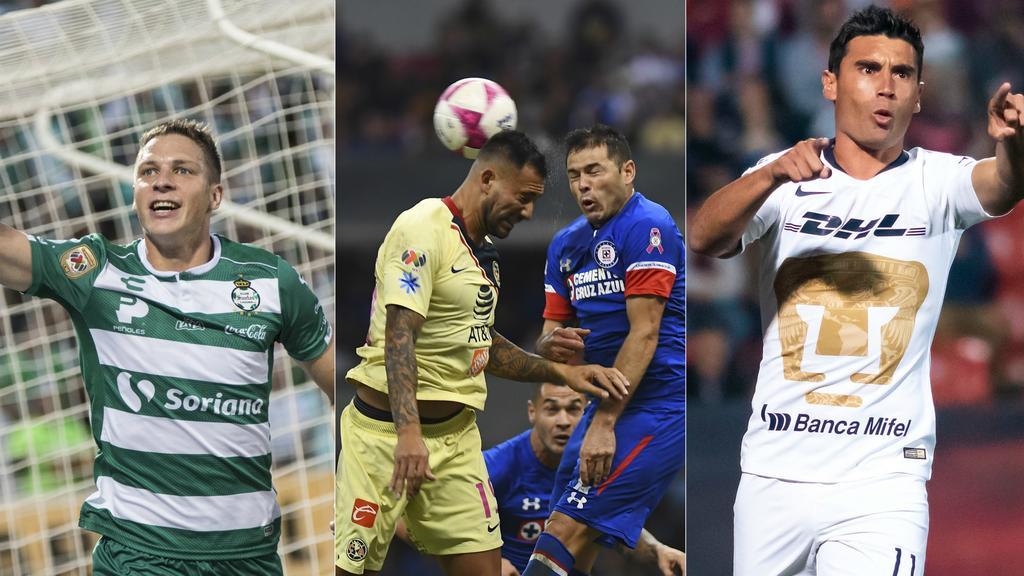 La fecha 15 de la Liga MX será decisiva rumbo a la liguilla del Apertura 2018