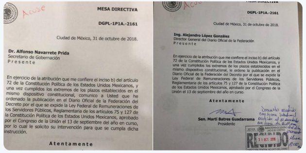 Fin oficial a las pensiones de expresidentes, anuncian legisladores morenistas