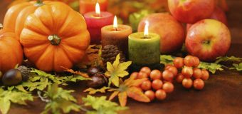 GIVING THANKS TODAY, TOMORROW, ALWAYS!