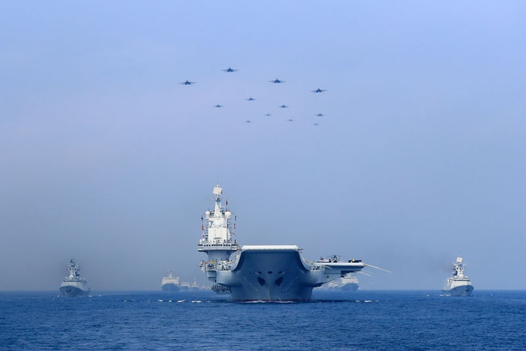 China building on new reef in South China Sea, think tank says