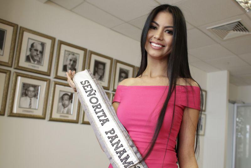 Hurtan pertenencias a Miss Panamá a poco de viaje a concurso