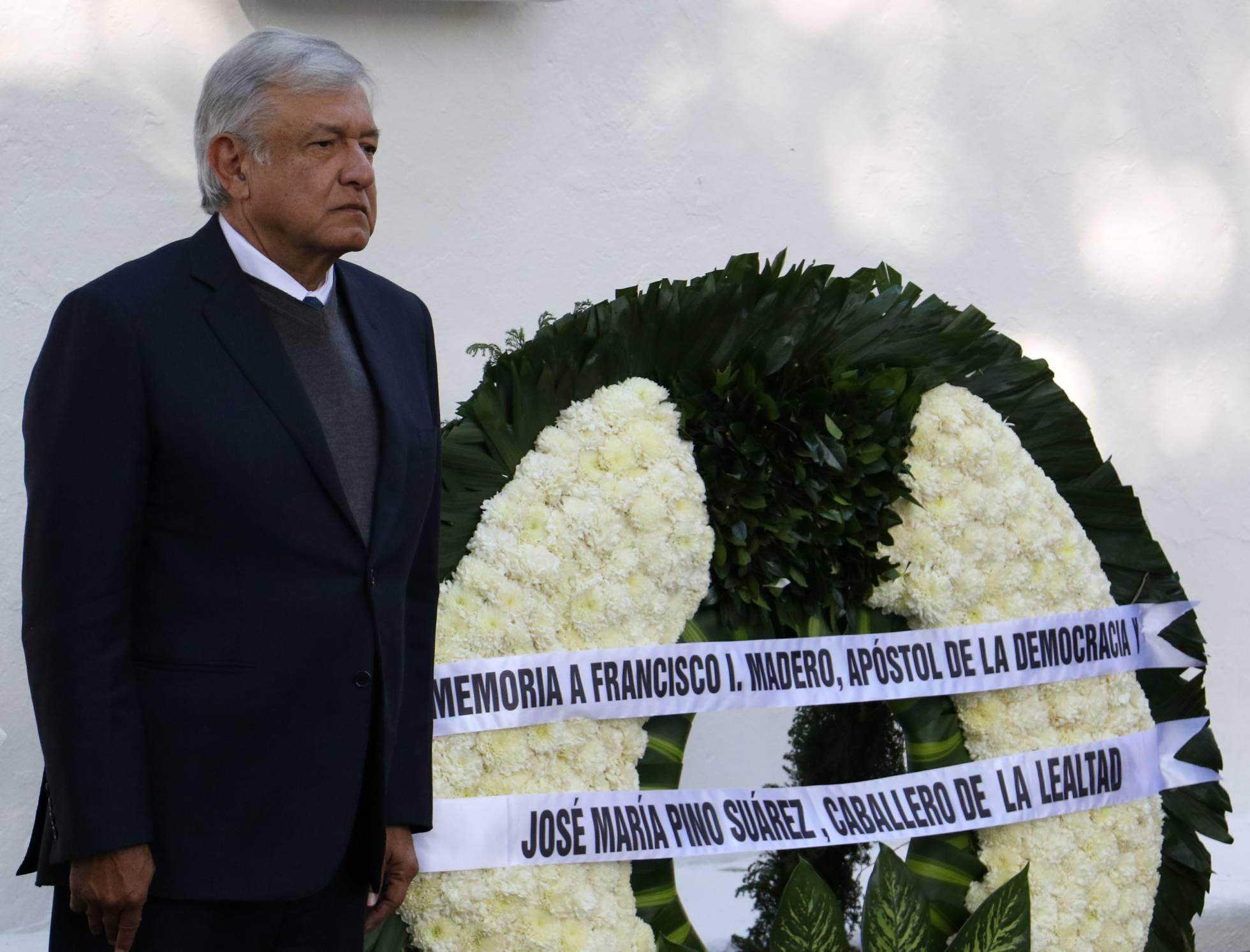 López Obrador ofrece perdón a los casos de corrupción previos a su Gobierno