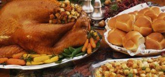 BUENA MESA:  Exquisito Pavo Relleno para la noche de Thanksgiving