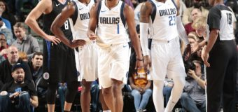 Jordan, Smith, Barnes and Barea come up  big as Mavs bounce the Clippers, 114-110