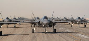 Japan is loading up on F-35s for an  aircraft carrier meant to check China