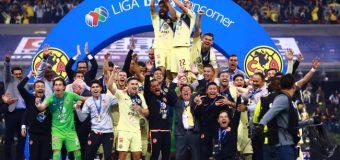 Fin de semana inolvidable para América, con  títulos de Liga MX, Sub 17 y Liga MX Femenil