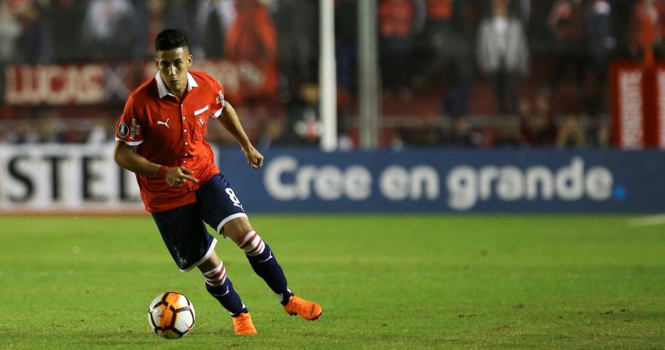 Maxi Meza es la bomba de 15 millones en Liga MX para Rayados de Monterrey