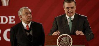 Ratifica México su negativa a  ser tercer país seguro: Ebrard