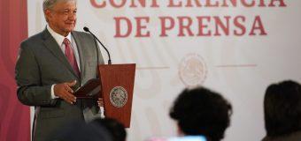 López Obrador: aumentarán 10 por ciento  participaciones a estados y municipios
