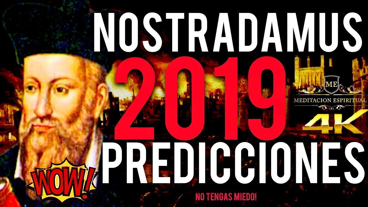Nostradamus y sus aterradoras profecías para 2019
