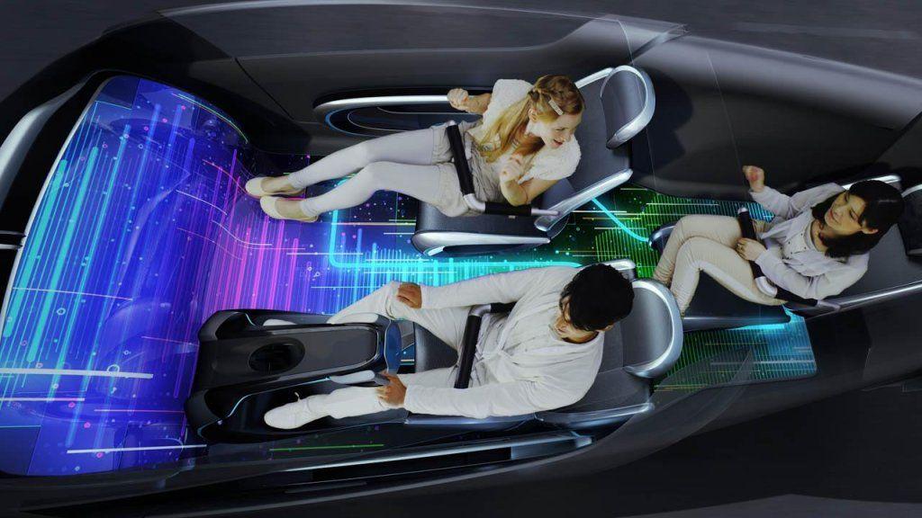 Los avances tecnológicos más fascinantes de los autos del mañana