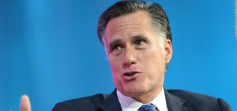 """""""Donald Trump no ha estado a la  altura del cargo"""": Mitt Romney"""