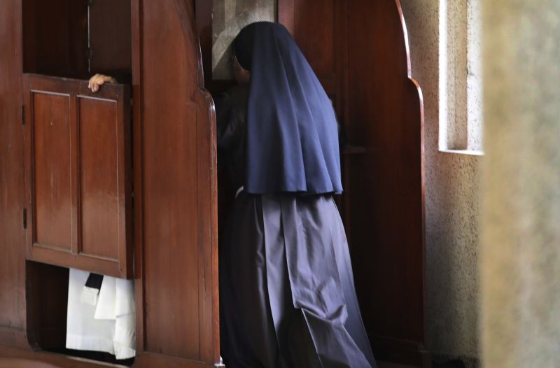 Largo historial de abuso de curas a monjas
