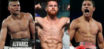 Comandado por Canelo Alvarez, el boxeo  latinoamericano promete mejorar en 2019
