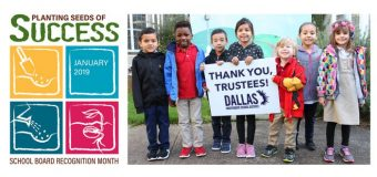 School Board Recognition Month honors trustees for their dedication