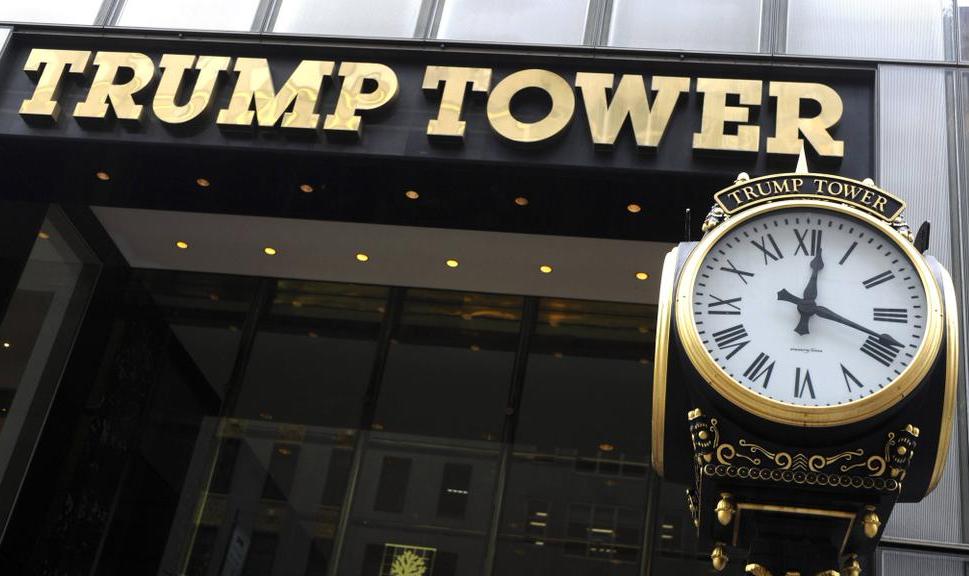 Lanzan campaña para nombrar la Torre Trump de N.Y. con el nombre de Barack Obama