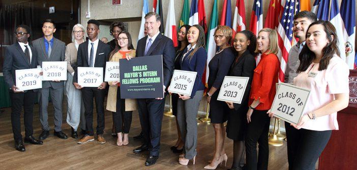 Apply by Jan. 31 for 2019 Mayor's Summer Intern Fellows program
