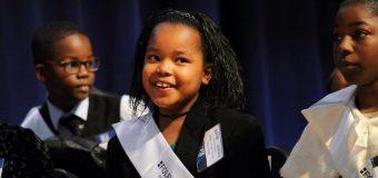 Fourth-grader Jasira King wins top prize in MLK Jr. Oratory finals
