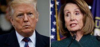 """Demócratas aseguran que la propuesta migratoria  de Trump para reabrir el gobierno es """"inaceptable"""""""