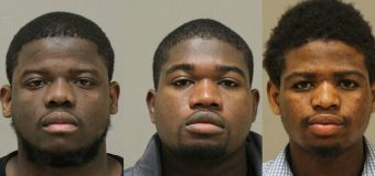 3 men arrested for conspiracy to support ISIS