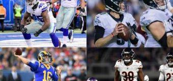 Rumbo al Super Bowl LIII: así luce el  panorama de los Playoffs 2018-19 de la NFL