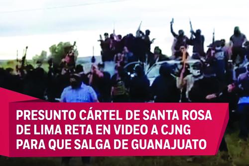 """""""Santa Rosa de Lima"""", el nuevo cártel en  México que se dedica al robo de combustible"""