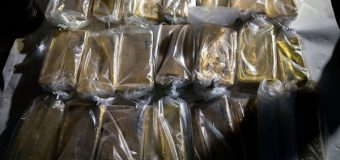 $840M in gold bars prepared for loading onto Russian jet at Venezuelan airport