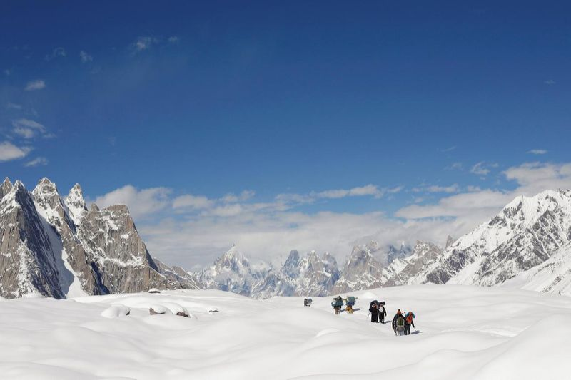 Advierten que se derretirá  un tercio de los glaciares del Himalaya