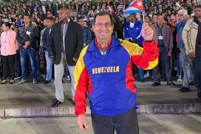 """La advertencia del hermano mayor de Hugo Chávez:  """"Si tenemos que tomar los fusiles, los tomaremos"""""""