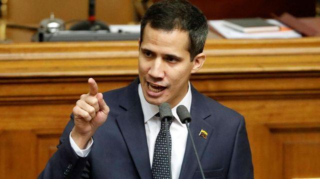 Abren investigación contra Guaidó por supuesto financiamiento externo