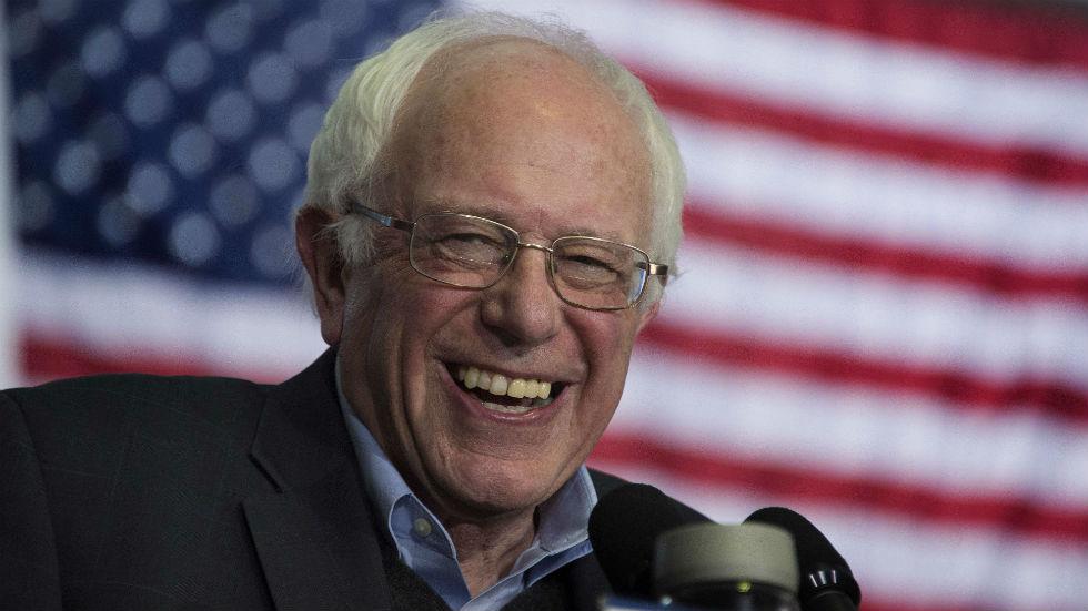 Segundo intento: Bernie Sanders anuncia  que se postula para la presidencia en 2020