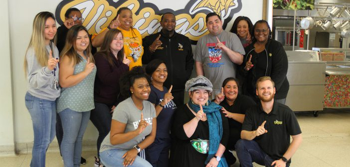 Celebrations honor Principals of the Year at their campuses