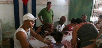Con éxito los cubanos aprueban una nueva  Constitución con casi el 87% de los votos