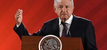 López Obrador niega que militó  en el Partido Comunista como  señala su expediente de la DFS