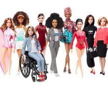 """Barbie se subió a la ola feminista: lanzó  una colección de 20 """"mujeres reales"""""""