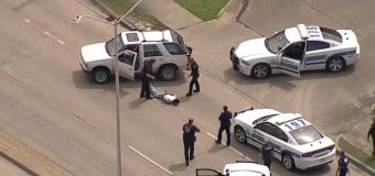 Driver Surrenders After Leading Police on Chase in Dallas County