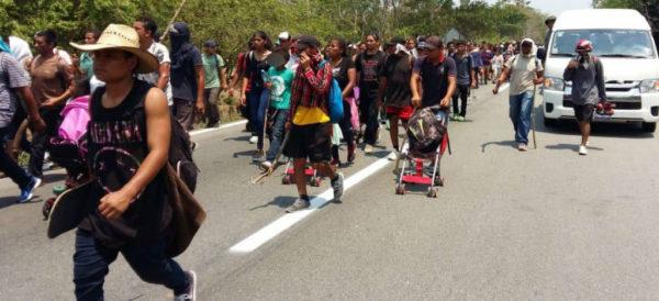 Flujo migratorio inusitado; podría rebasar  los 20 mil desde octubre: Segob