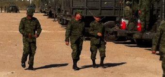 Soldados mexicanos  detienen a militares  de EEUU ¡en el lado  estadounidense de  la frontera!