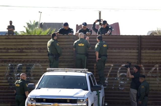 """Incidente desata la furia de   DONALD Trump contra México: """"¡Más vale que no vuelva a suceder!"""""""