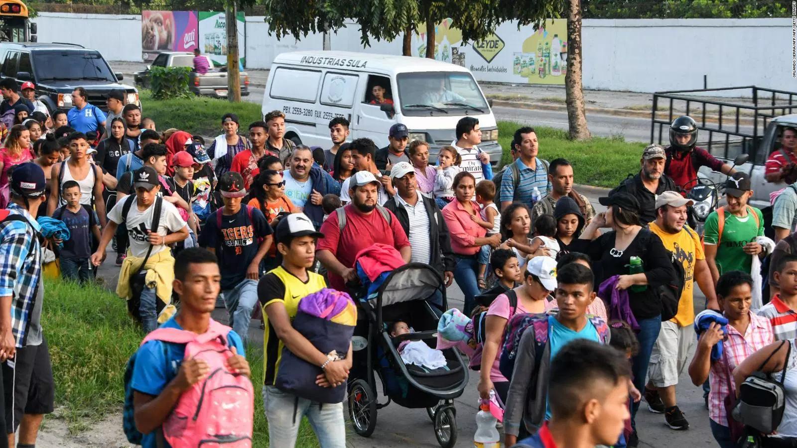 Trump quiere cobrar a quienes soliciten asilo y  dar seis meses para que se decidan sus casos