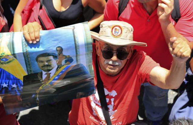 Ultimátum de EEUU a Maduro