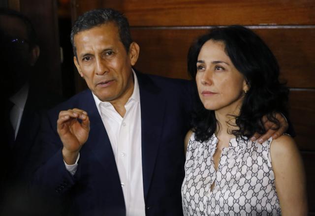 20 años de cárcel para Humala