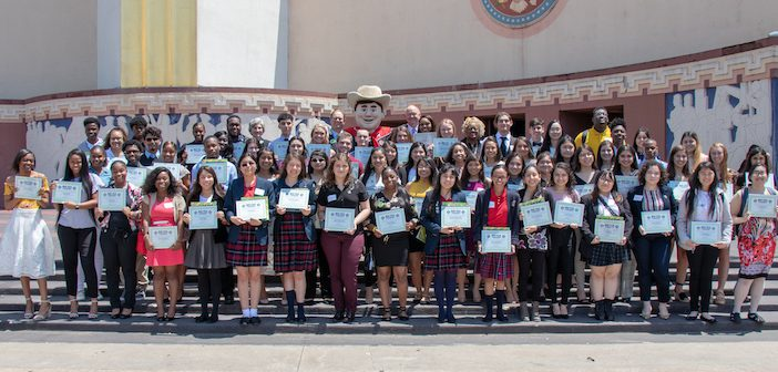 State Fair of Texas awards seniors