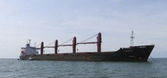 Norcorea exige su carguero