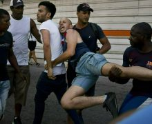 Cuba justifica arrestos en marcha LGTB