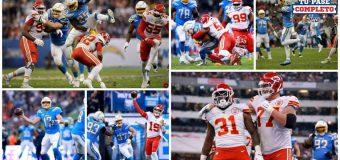 Chiefs se imponen a los Chargers en gran choque en el Azteca