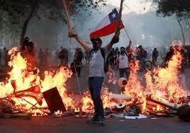 La represión en Chile durante las protestas deja cientos de personas con lesiones oculares